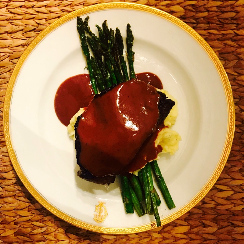 Filet mignon by Private Chef Meg from Table at Home